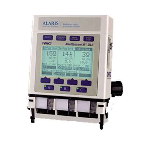 Eliminate the need to carry multiple infusion pumps with the Medsystem III (Minimed). This multi-channel infusion pump features 3 independent fluid delivery channels and customizable flexible and system parameters in…