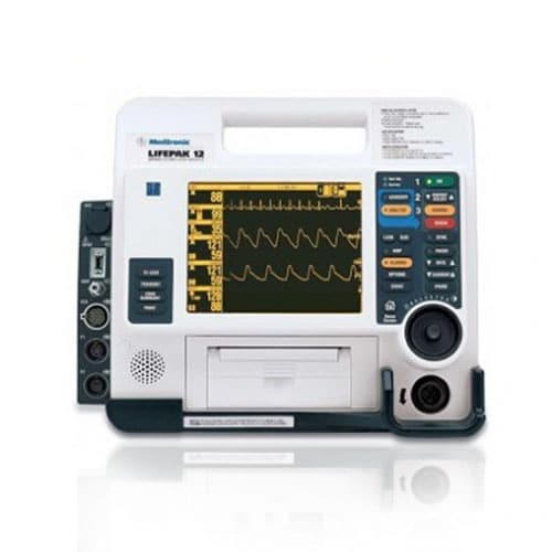 The LIFEPAK® 12 Defibrillator/Monitor is a multi-parameter device that combines semi-automated and manual defibrillation with capnography, external pacing, 12-lead electrocardiography and other monitoring functions. Its platform is upgradeable, allowing customers…