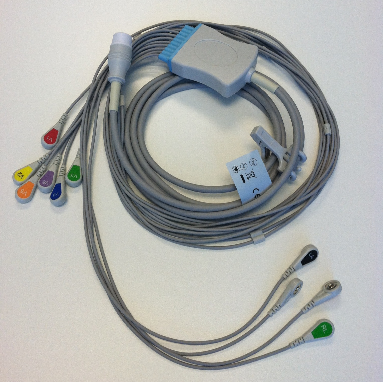 Philips 12 Lead ECG Cable