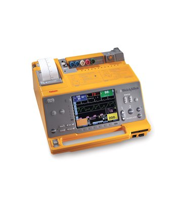 The Welch Allyn Portable Intensive Care (PIC) 50 defibrillator is an extremely flexible device that incorporates CO2, an ECG monitor, defibrillation (manual and semi-automated), external pacer, pulse oximeter, non-invasive blood…