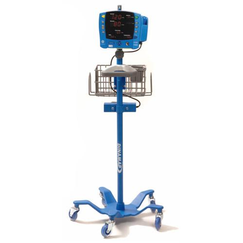 GE PROCARE PATIENT MONITOR ROLLING STAND REFURBISHED