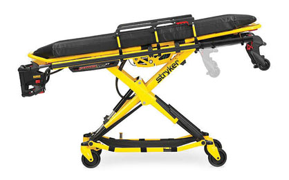 Reducing Spinal Load  The industry-leading Stryker Power-PRO XT powered ambulance cot dramatically reduces strenuous lifting and the associated risk of back injury. Medics experience frequent spinal loading due to repetitive motions…