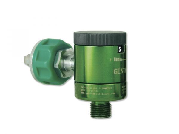 Oxygen flow meter 0-25 liters