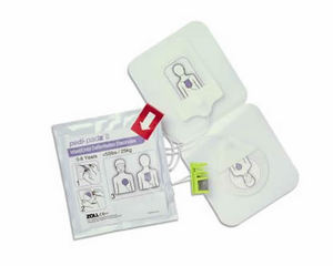 ZOLL STAT PAD II PEDIATRIC ELECTRODES