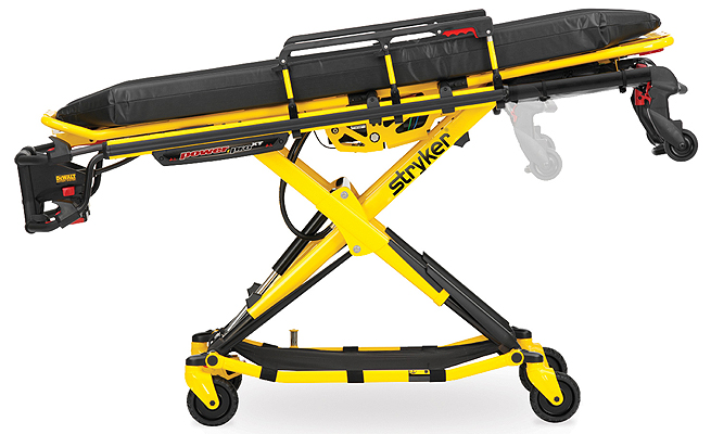 Stryker stretcher