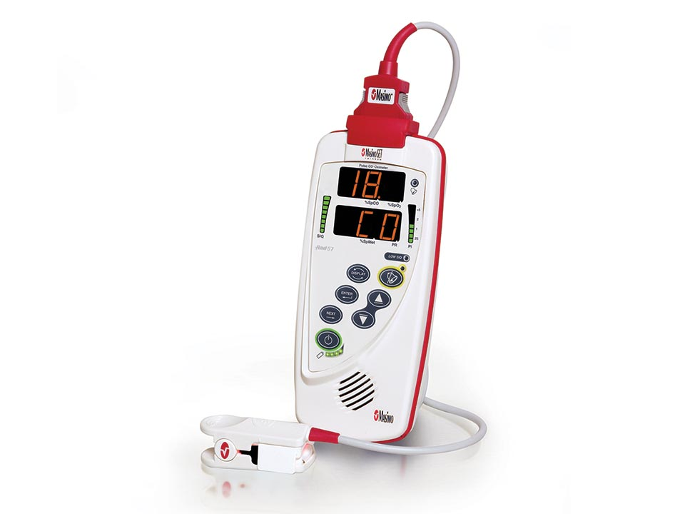 In addition to Spo2 monitoring the RAD57 helps first responders detect Carbon Monoxide (CO) poisoning on the scene in Seconds!  CO poisoning can go unrecognized and untreated, leading to…