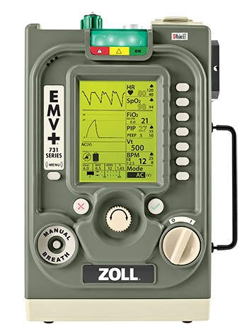 Ventilation made easy      The 731 family of portable ventilators are the ideal solution for environments ranging from the emergency department to military operations, and every care environment in between. They provide…