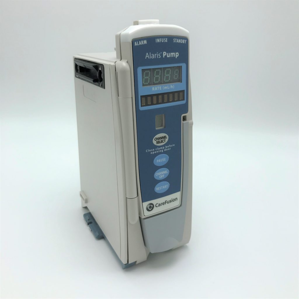 ALARIS CAREFUSION 8100 INFUSION PUMP MODULE REFURBISHED