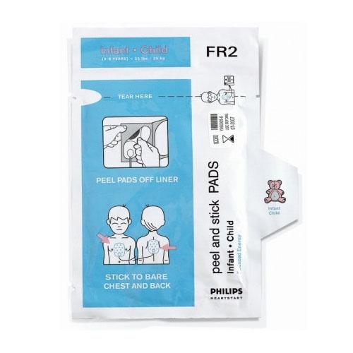 philips fr2 and fr2+ infant child electrodes